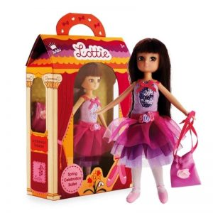Lottie Doll Spring Celebration Ballet