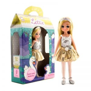 Lottie Doll Swan Lake Ballerina