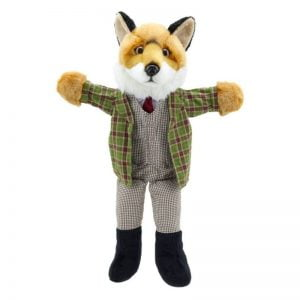 The Puppet Company Dressed Fox Puppet