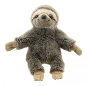 The Puppet Company Full Bodied Sloth Puppet