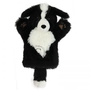 The Puppet Company Short Sleeved Border Collie