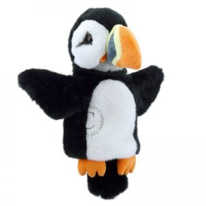 The Puppet Company Short Sleeved Puffin