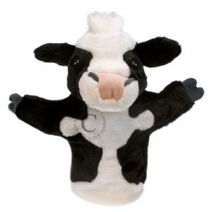 The Puppet Company Short Sleeved Cow