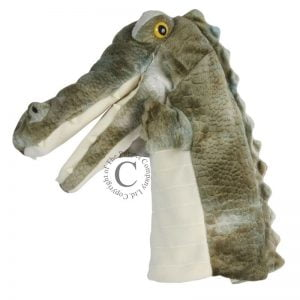 The Puppet Company Short Sleeved Crocodile
