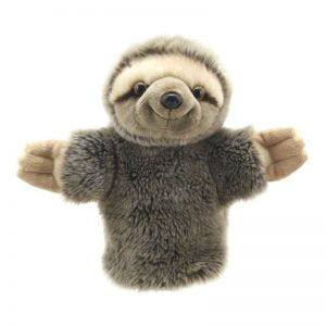 The Puppet Company Short Sleeved Sloth