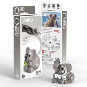 Eugy Koala 3D Craft Kit