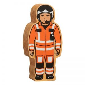 Lanka Kade Wooden People Who Help Us – Air Rescue