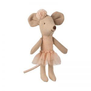 Maileg Little Sister Ballerina Mouse