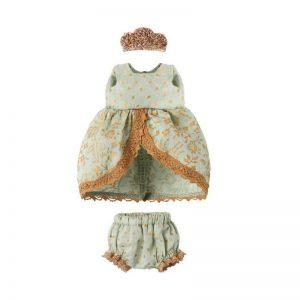 Maileg Princess Dress, Mint